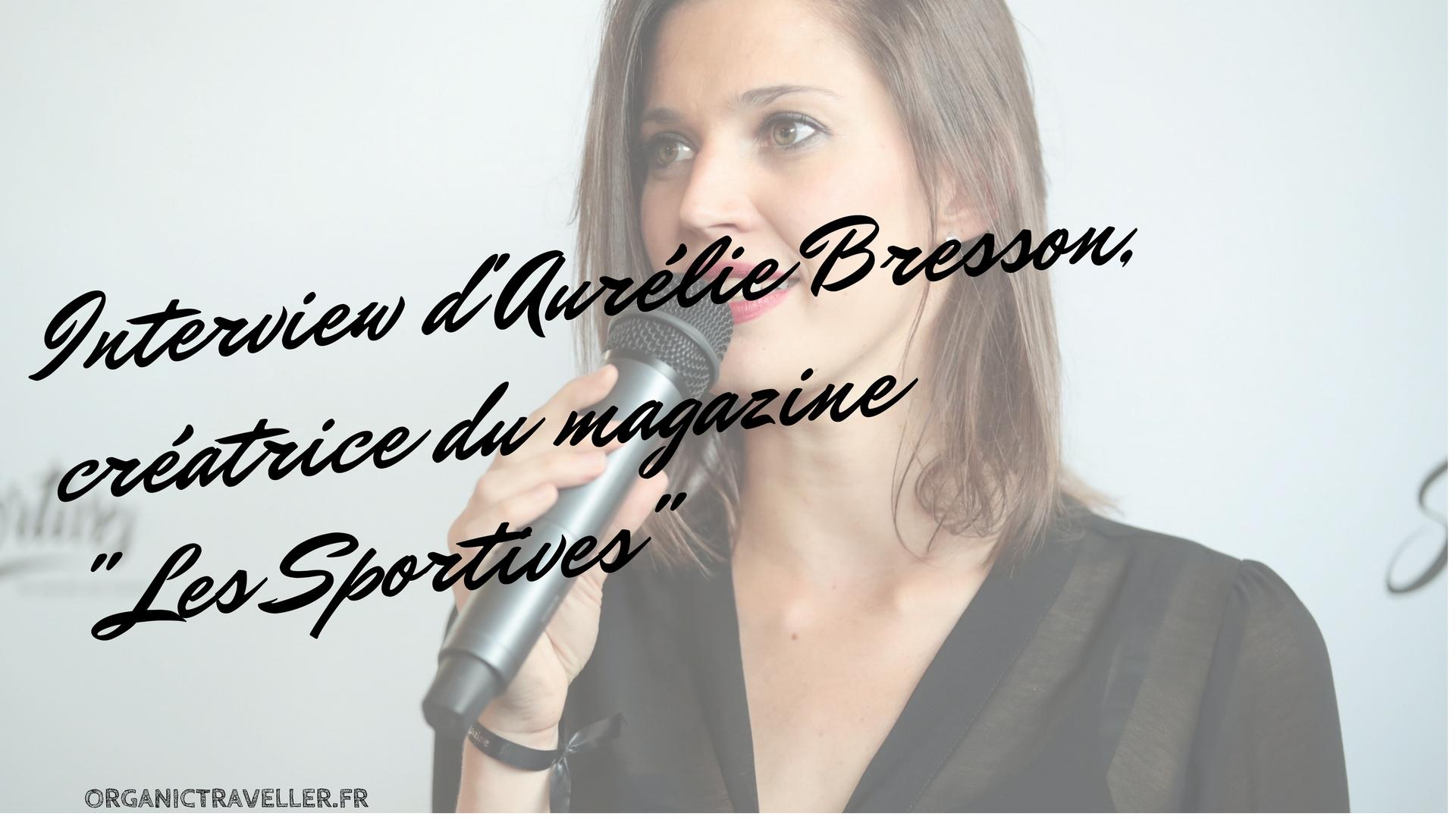 Aurélie Bresson